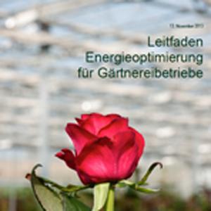 Energieeffizienz in Gärtnereien